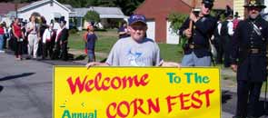 Youngsville PA Corn Festival 2011